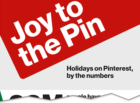 Joy to the Pin: Holidays on Pinterest, by the Numbers [Infographic]