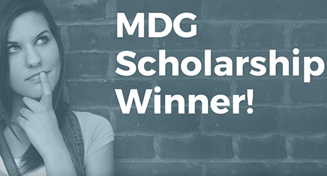 MDG Advertising Scholarship Contest
