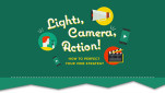 Lights, Camera, Action! How to Perfect Your Vine Strategy [Infographic]