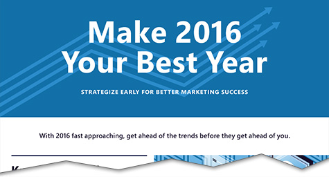 Marketing Trends, 2016