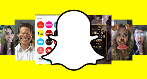 See How Snapchat Quickly Snapped Up the Attention of Digital Marketers