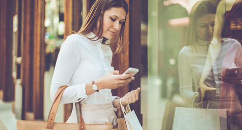 Mobile Shoppers, Smartphones
