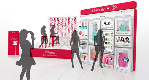 JCPenney and Pinterest Partner to Bag the Attention of Moms
