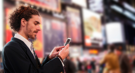 Now Out-of-Home Marketing is Hitting Home with Mobile Users