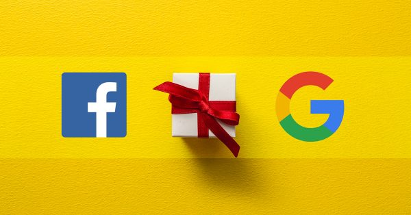 Facebook and Google Are Gifts to 2016 Holiday Marketing Campaigns