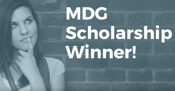 "Introducing the Winner of the Second Annual ""Looking Beyond College"" Scholarship Essay Contest"