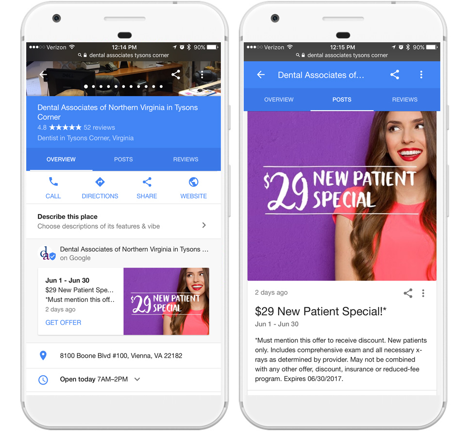 Google's New Posts Feature: Everything Small Businesses Need to Know