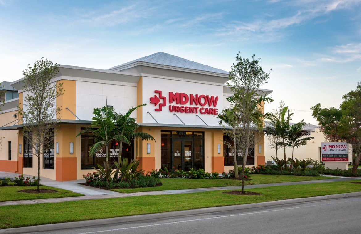 MDG Rebrands MD Now, the Leading Urgent Care Provider in South Florida