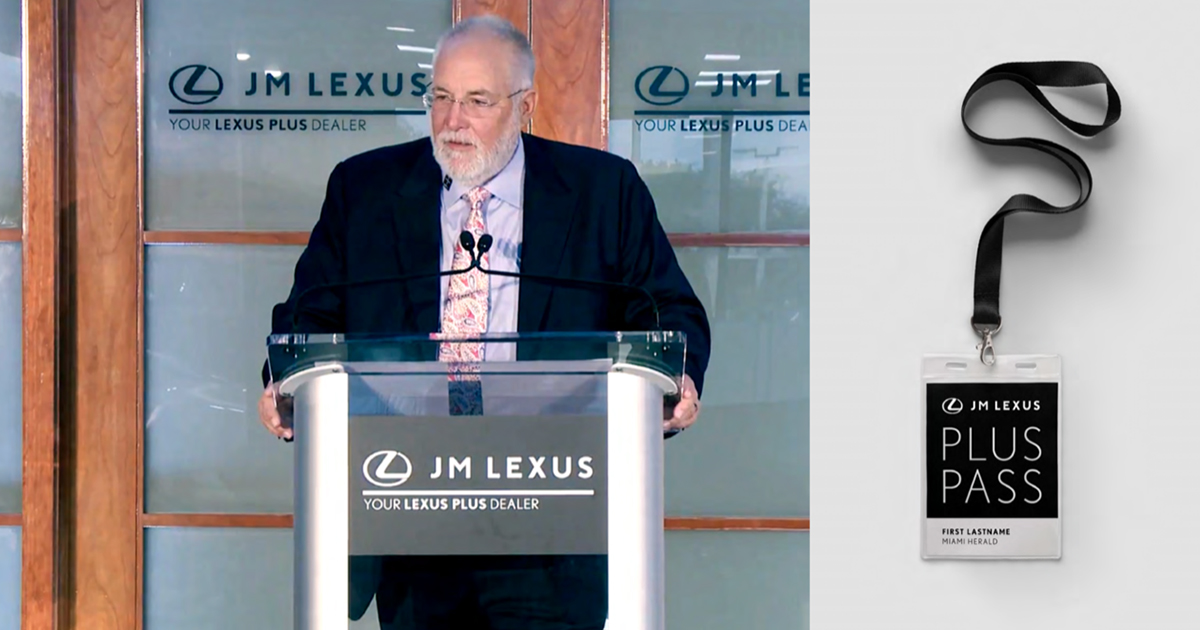 Lexus Plus Program Launches in South Florida with MDG Advertising