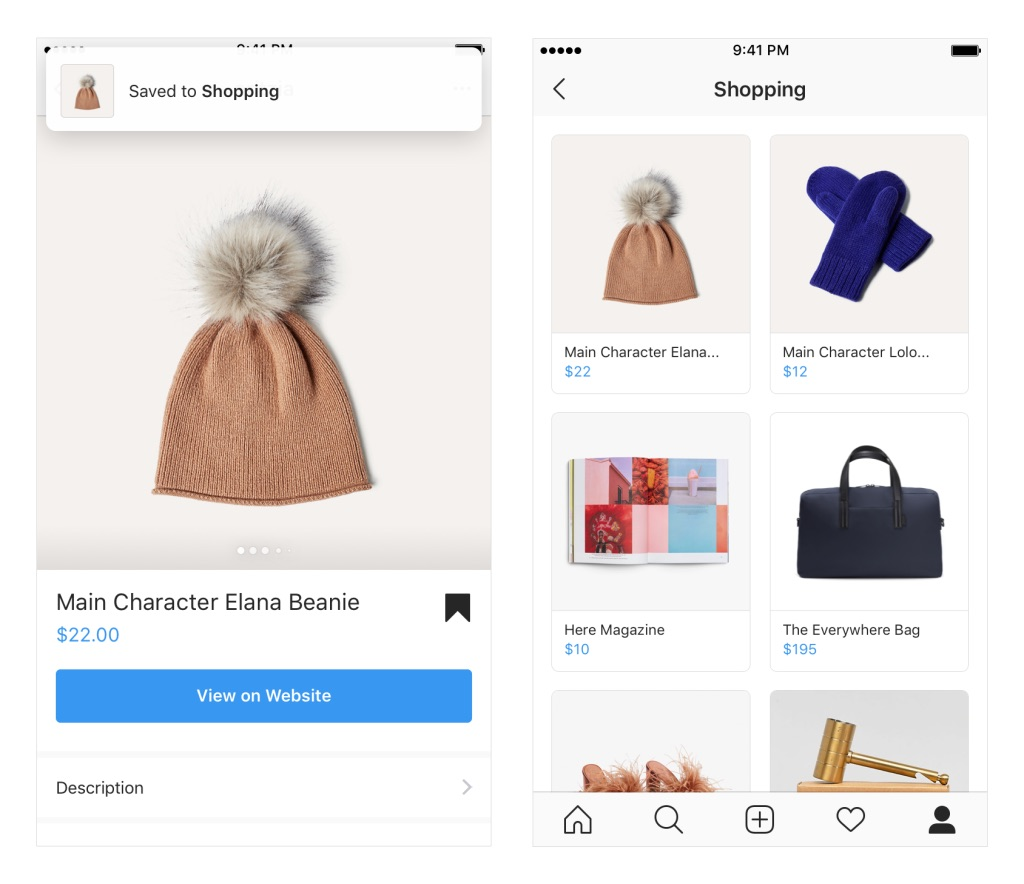 Instagram's Newly Unveiled Shopping Features: What Brands Need to Know